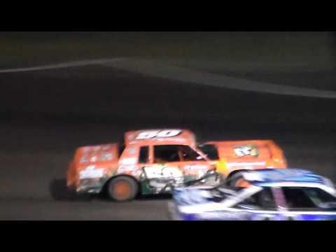 Stock Car Amain @ Hancock County Speedway 06/23/17