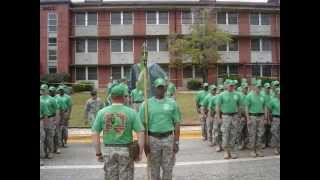 """Warrant Officer Candidate school, """"the Green Movie""""!"""
