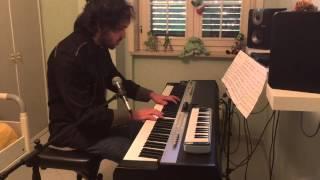 Yann Tiersen- Le Moulin (piano+melodica)