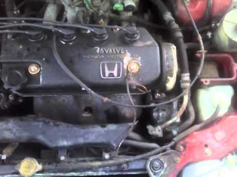 91 Honda Civic Dx 1 5l Engine Whistle Anybody Know What It Could Be