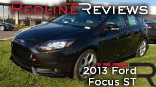 Ford Focus ST 2012 Videos