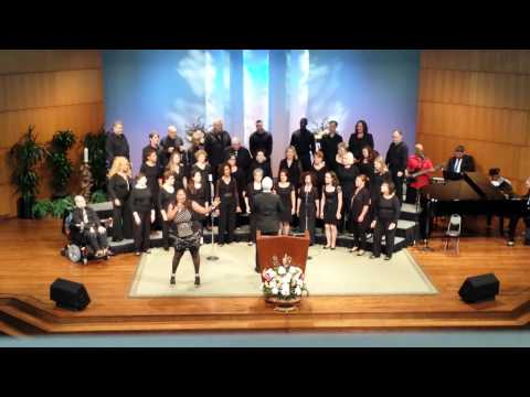 """Unity Church of Houston Choir- Mothers Day 2015 """"Hold On"""" 02"""