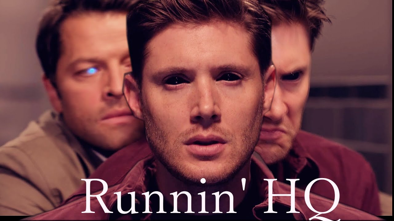 Dean Winchester -  Runnin' (This is NOT Jensen Ackles singing)