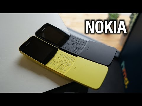 I want that Banana Phone! Nokia 8110 Hands-on | Pocketnow