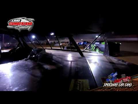 #24 Terry Cheeks - Super Street - 8-25-18 Lake Cumberland Speedway - In Car Camera