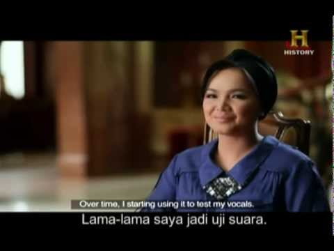 History Siti Nurhaliza