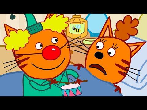 Три Кота | Сборник серий к 8 марта | Мультфильмы для детей 🌺💃👠