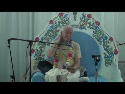 Чайтанья Чаритамрита Ади 8.17-20 - Чайтанья Чандра Чаран прабху