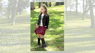 Pumpkin Patch Winter Collection Outfit 27 -  Kids Fashion Clothing Thumbnail