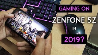 Gaming On Asus Zenfone 5z In 2019 Call Of Duty Mobile Review