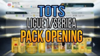Ligue1/SerieA TOTS Pack Opening! - FIFA 14 Ultimate Team (PC)