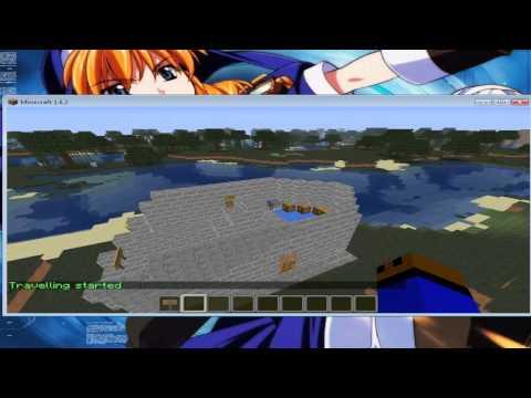 Minecraft 1.7.4 Camera Studio Mod + Tutorial (CameraStudio)[HD]- Kamera fahrten ganz einfach