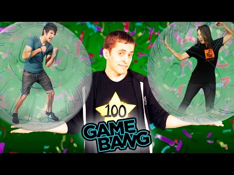 100th EPISODE SPECIAL - HAMSTER KATAMARI! (Game Bang)