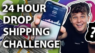 24 Hour Shopify Dropshipping Challenge (Product Revealed)