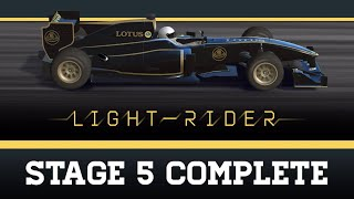 Real Racing 3 Light-Rider Stage 5 Upgrades 0000000 RR3