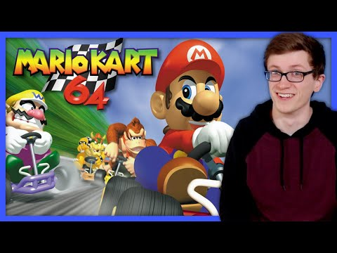 Mario Kart 64 | The Original King of Kart - Scott The Woz