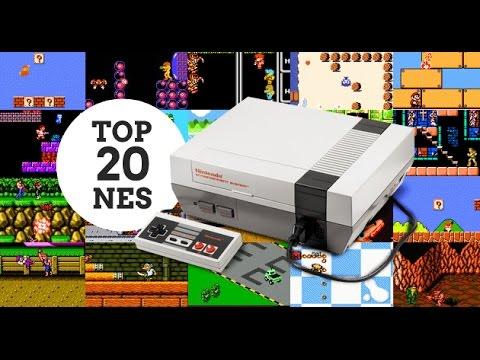 Los 20 Mejores Juegos De Nes Youtube