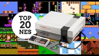 Los 20 mejores juegos de NES