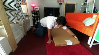IKEA SUNNERSTA Trolley : How to assemble and Quick Review