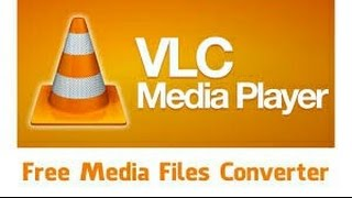 use vlc to convert audio video files into other extensions