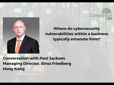 Asia - Business cybersecurity vulnerabilities