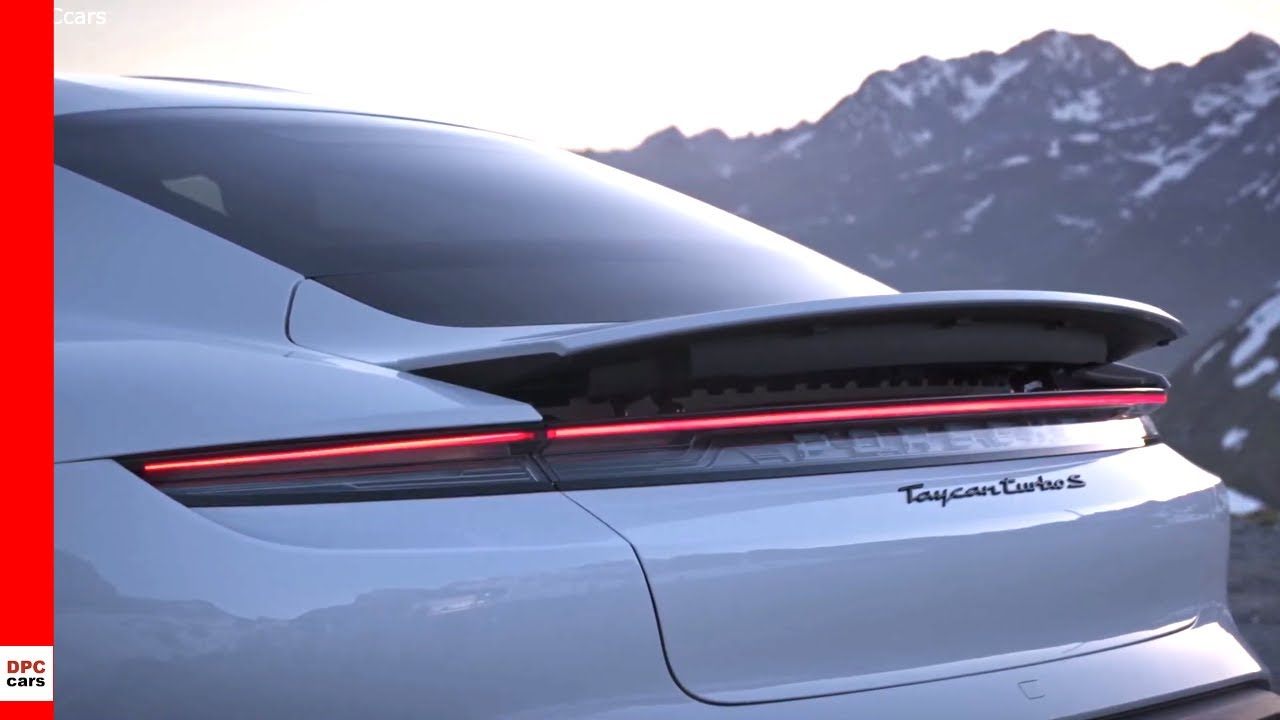 Taycan, New Electrified Flagship of Porsche