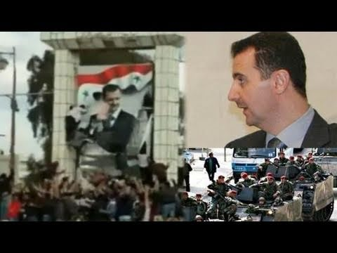 Syrian Elite and Army Continue Support for Assad