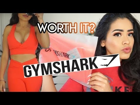 $100 ON GYMSHARK TRY ON, WORTH IT?