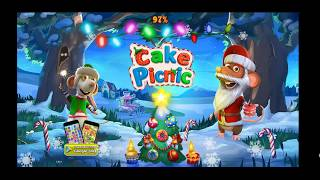 Baby Cake Picnic Funy Game - Educational KIDS GAMES (2018)