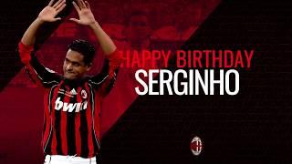 Serginho's goals and skills at AC Milan