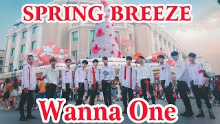 [KPOP PUBLIC CHALLENGE] Wanna One(워너원) - 에너제틱 (Energetic) + 봄바람 (Spring Breeze) Dance Cover @FGDance