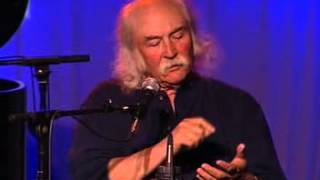 Stories and Songs from David Crosby