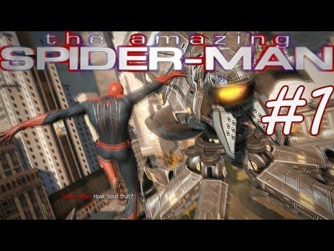 [The Amazing Spider-Man #1] ชุดแนบเนื้อพิทักษ์โลก