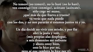 Santaflow - No temeré (con letra)