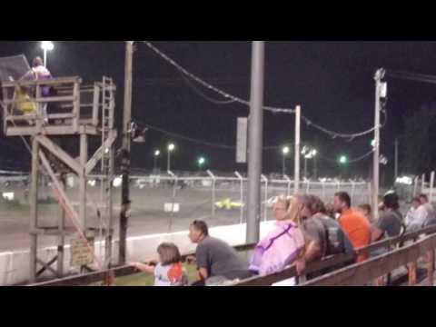 Benton county Speedway race 9-18-16