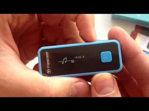 TRANSCEND T-Sonic 350 8G Blue