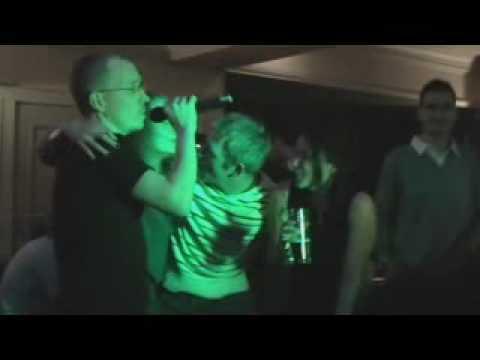 Karaoke Night In Edinburgh