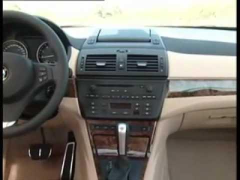 BMW X3 2007 - YouTube