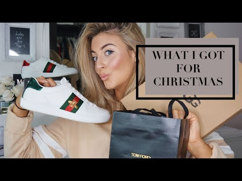 WHAT I GOT FOR CHRISTMAS // GIRL TALK WITH LAURA
