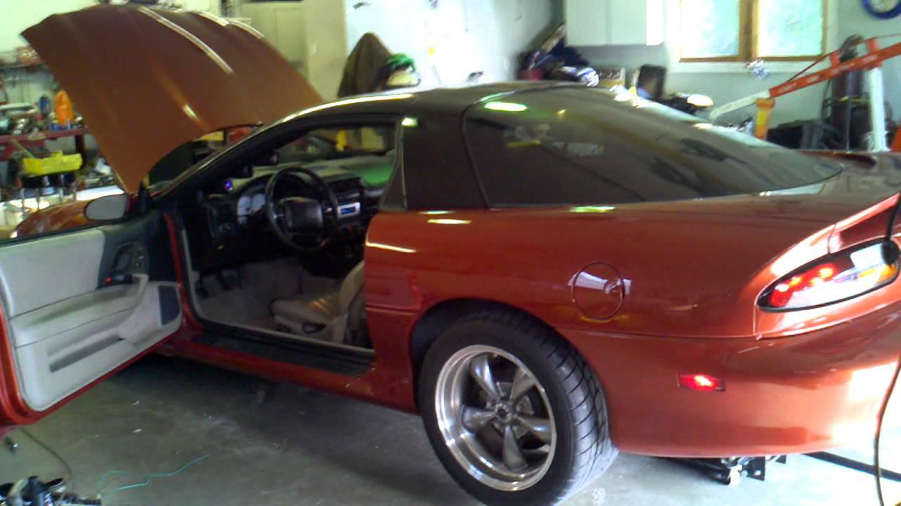 Rays 2002 Som Camaro Idling T Rex Cam Fast 92 92