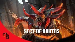 Dota 2: Store - Nyx Assassin - Sect Of Kaktos