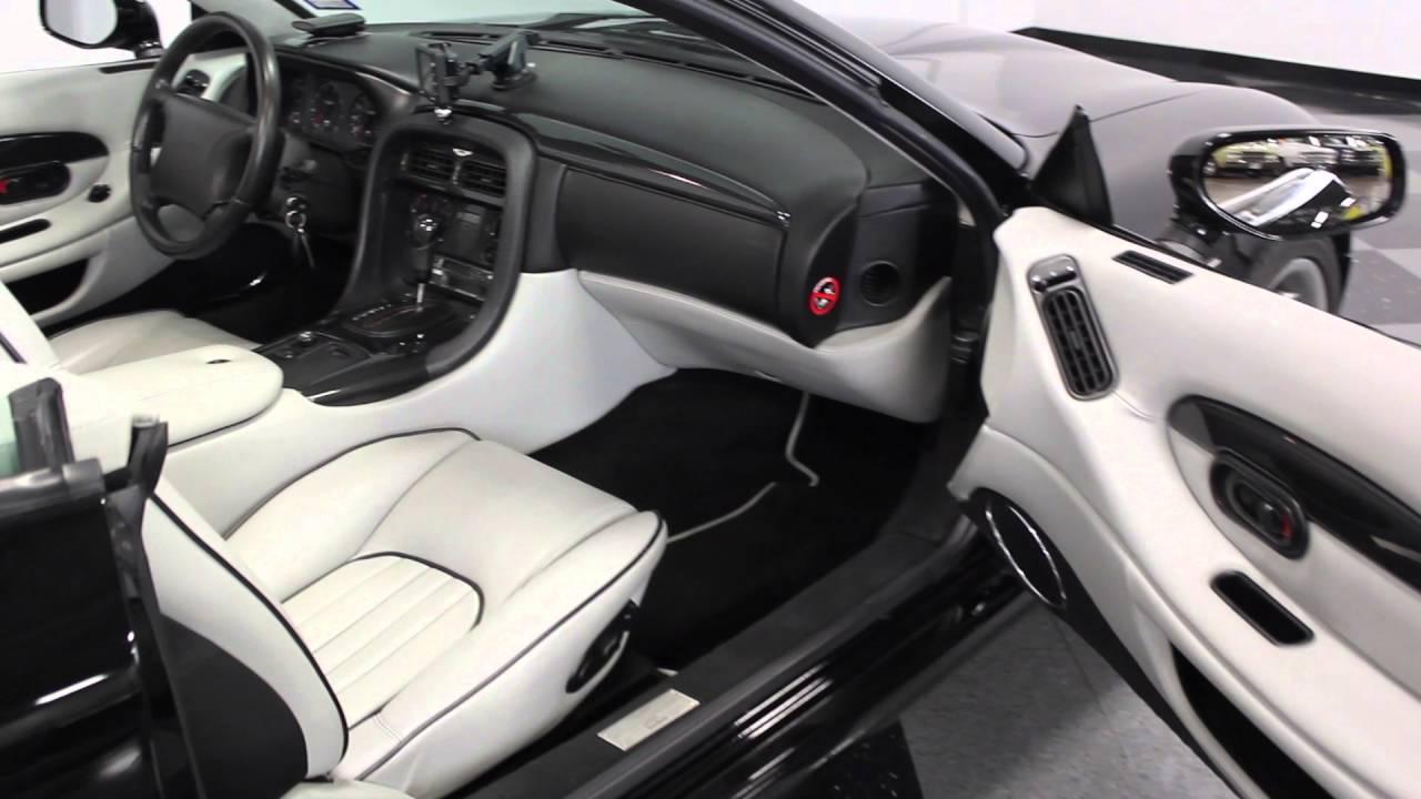 1778 Dfw 1998 Aston Martin Db7 Volante Youtube