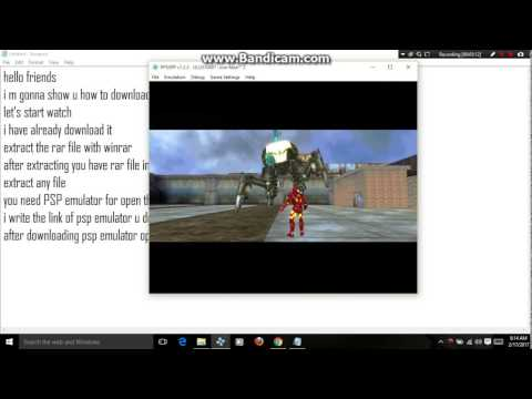 how to download ironman 2 game for pc