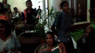 Sinhala New Year in Sri Lanka - A Night at Cottage Part 04