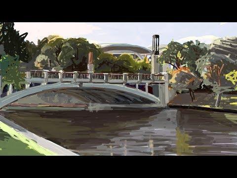 Summer Solstice Adelaide Parklands 2017