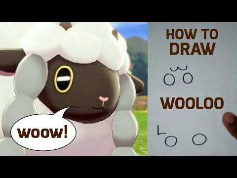 HOW TO DRAW WOOLOO