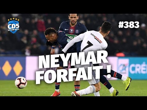 Replay #383 : Neymar forfait à Old Trafford - #CD5