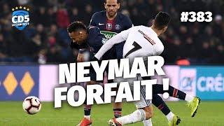 Replay #383 : Neymar forfait à Old Trafford - #CD5