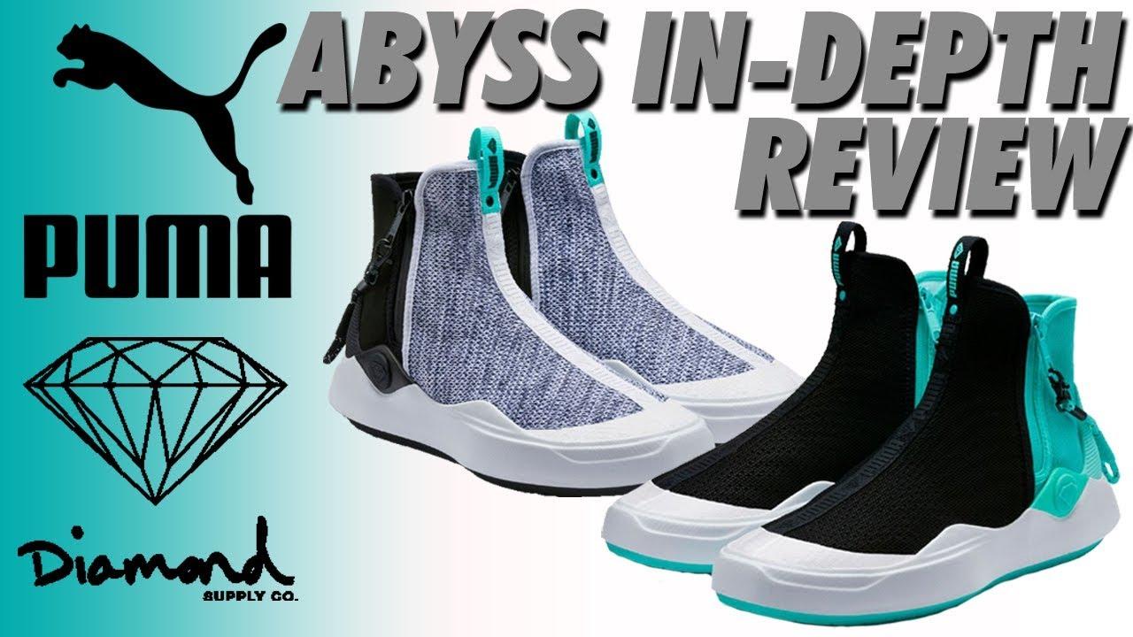 outlet store On Clearance new styles PUMA x DIAMOND ABYSS REVIEW!