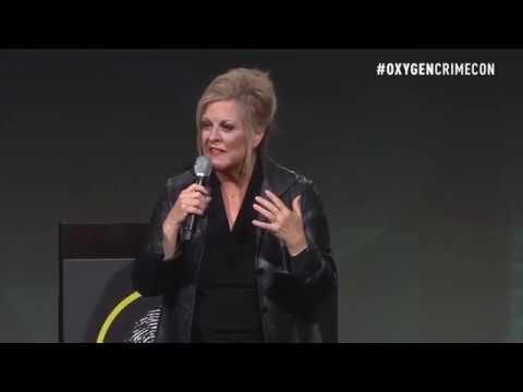 Nancy Grace Speaks About Fighting For Victims at CrimeCon 2019